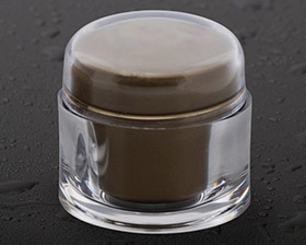 Elliptical jar 50ml