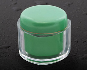 Triangular jar 50ml